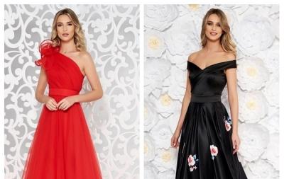 Cum să fii o nașă cu stil. 18 modele de rochii pentru toate gusturile