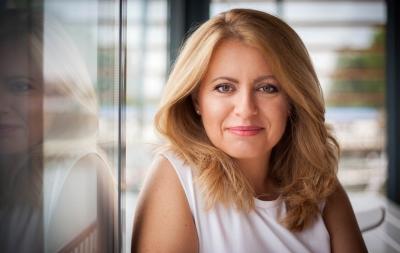 Mamă singură, avocat și președinte de țară. Cine este Zuzana Čaputová?
