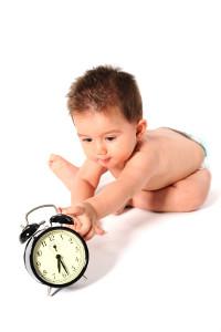 rutina bebelusului