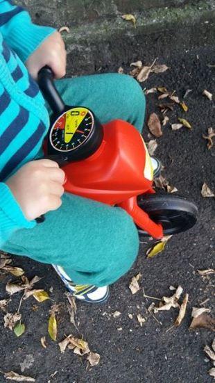 tricicleta fara pedale