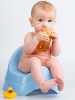 Consumul de ceai la bebelusi