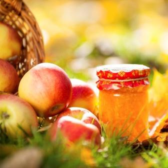 dulceata de mere si pepene galben
