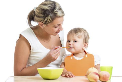 Mancare pasata pentru bebelusi