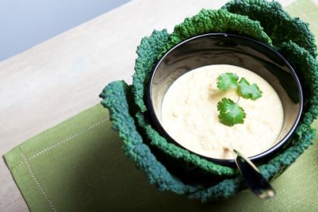 supa crema de varza
