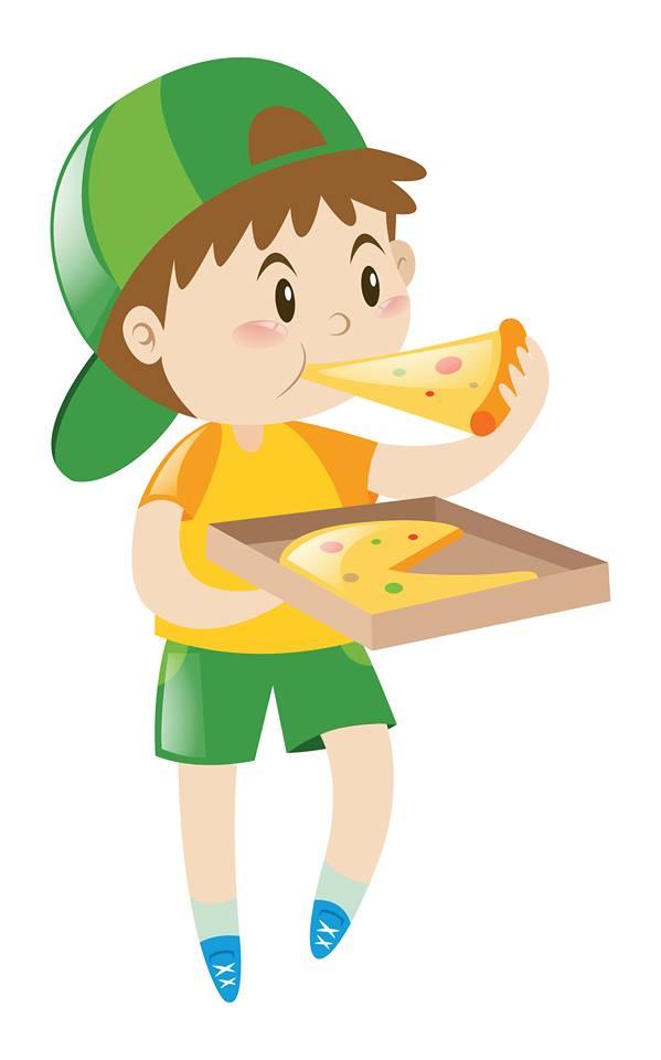 baietel mancand pizza