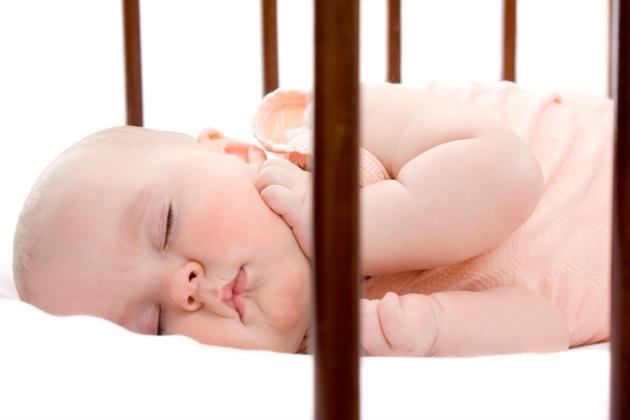 bebe care doarme