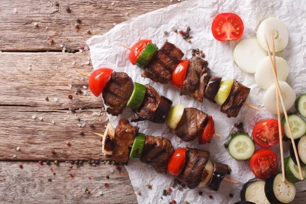 frigarui cu carne de strut
