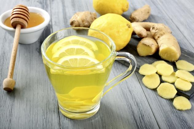 Reteta Ceai de lamaie cu miere de albine