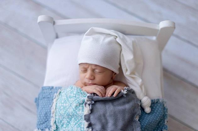 caciula la bebelusi