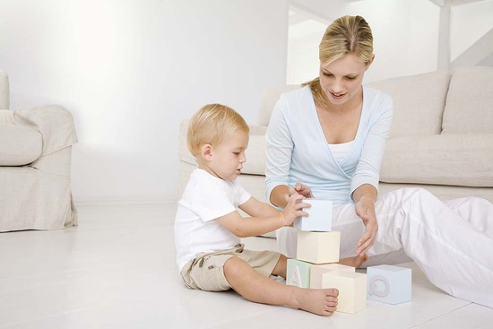 Stimularea creierului la copii