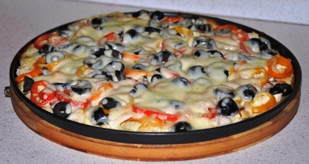 pizza în 10 minute