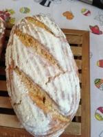 Paine rustica cu cartofi preparata de Dan Iorgulescu