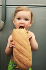 Introducerea painii in alimentatie