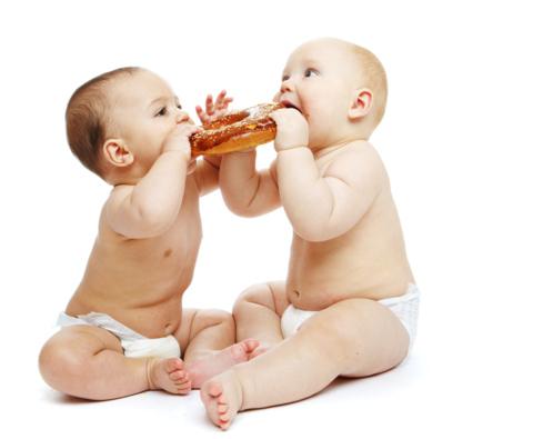 Consumul de paine la copii