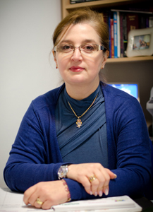Prof. dr. Anca Aghinitei Zbranca