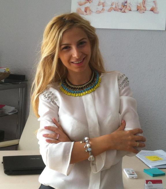Gina Chitimia