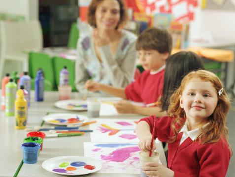 daltonismul la copii