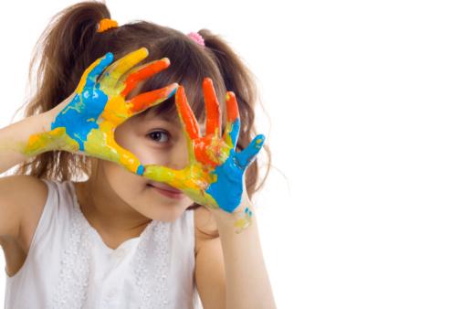 Daltonismul la copii: afla daca si copilul tau confunda rosul cu verdele!