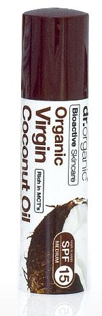 dr organic balsam buze