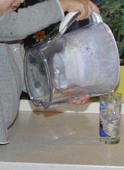 cana de filtrat apa brita