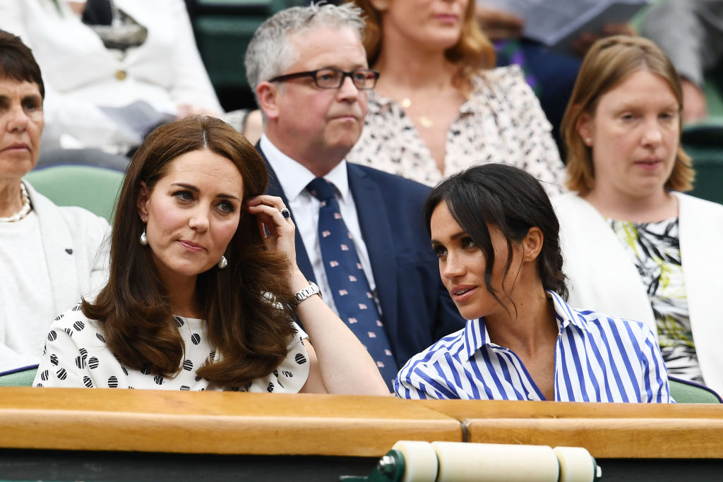 meghan markle si kate middleton