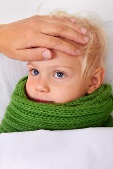 Scaderea temperaturii copilului