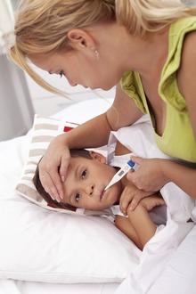 Tratamentul febrei la copii
