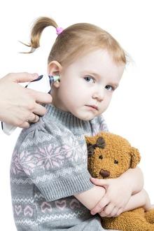 Termometru de ureche la copii