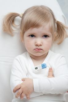 Cum se ia temperatura axilar la copii
