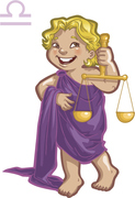 Copilul in zodia Balanta