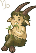 Copilul in zodia Capricorn