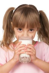 Cantitatea de lapte recomandata