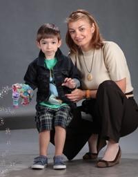 Paula, mamica Qbebe