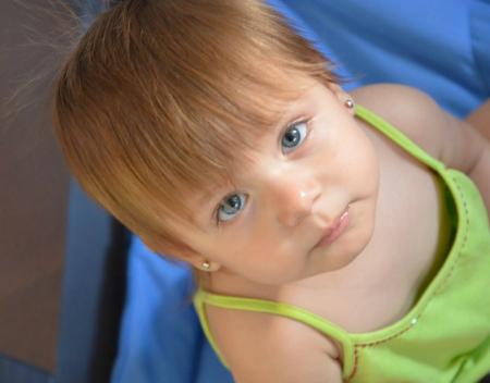 Sofia, fetita lui Tili Niculae