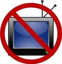 Interzicerea televizorului pentru copii