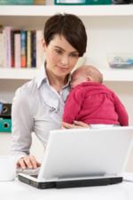CV pentru mame