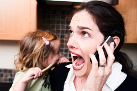 Job full-time pentru mame