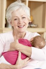 Substitut matern pentru bebelus