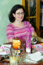 La ceai cu mamici, Gabi Ganea