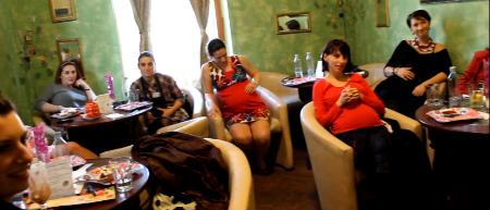 La ceai cu mamici, un eveniment organizat de GoBig Events