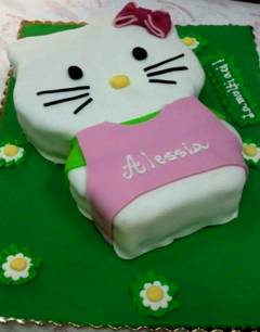 Tort copii Hello Kitty