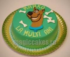 Tort Scooby-Doo