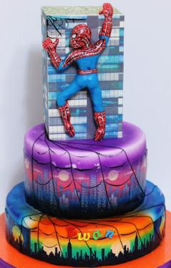 Tort copii Spiderman