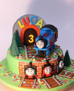 Tort copii Thomas si prietenii
