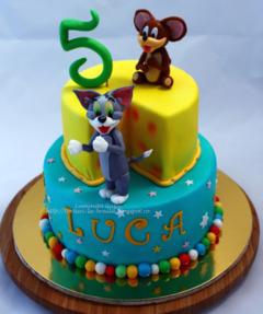 Tort Tom&Jerry