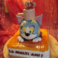 Tort copii Tom si Jerry
