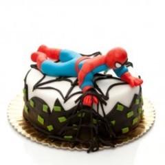 Tort tematic Spiderman