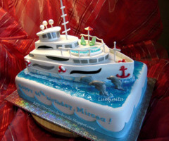 Tort yacht