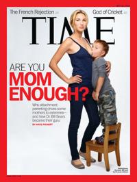 Revista Time Magazine despre intarcare