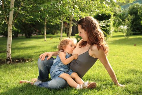 Sfaturi privind intarcarea copilului